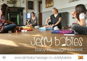 Jelly Babies - Baby Massage @ The Green - Willow Room | England | United Kingdom