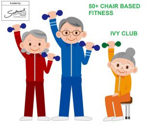 Ivy Club - 50+ Chair Based Fitness @ The Green - Willow Room | England | United Kingdom