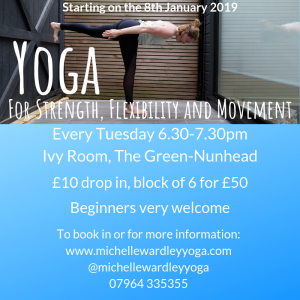 Michelle Wardley Yoga