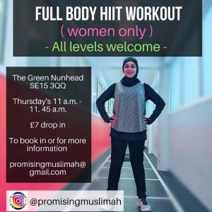 Womens Full Body Hiit Workout The Green